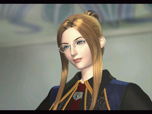 Fantasy Garden :: Final Fantasy VIII Final Fantasy Rinoa And Squall